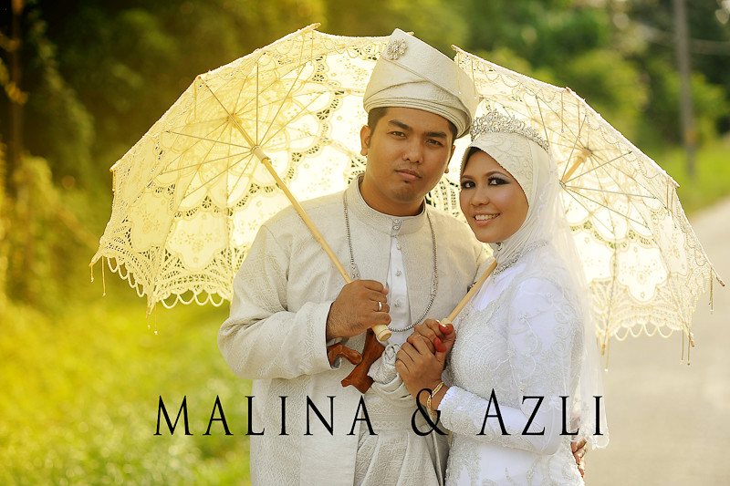 Custom album Azli & Malina-101