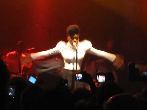 Janelle Monae at KOKO 1