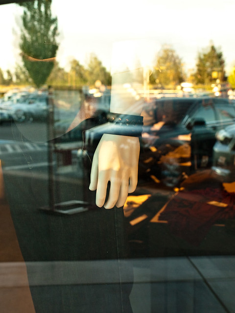 Mannekin Hand