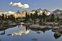 Ritter Range, Ansel Adams Wilderness