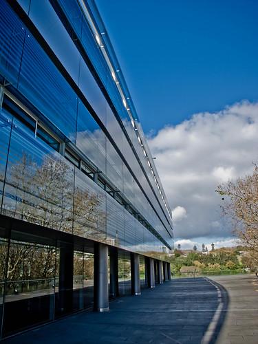 University of Auckland Owen Glenn Building