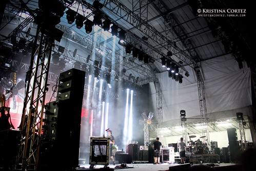 Sound and Light Check (30 Seconds to Mars)
