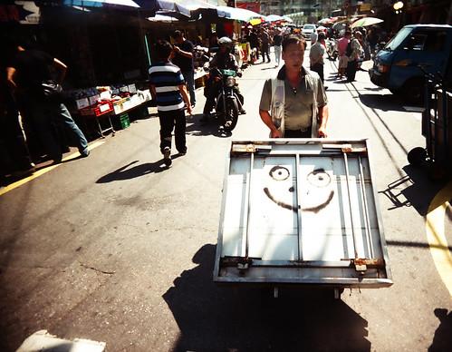 Junk seller's alley