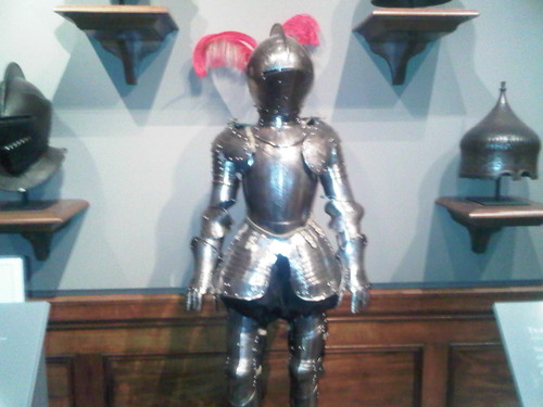 2010.10.03 Suit of Armor