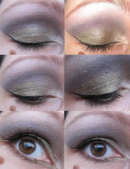 MUA Eye Dust Shade 4-4