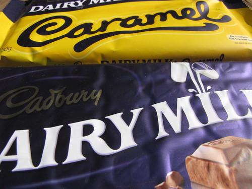 284/365 Cadbury