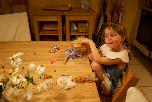 Maud in Juggle Angels