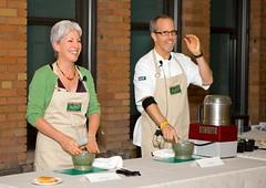 Mollie Katzen & Chef Tuohy