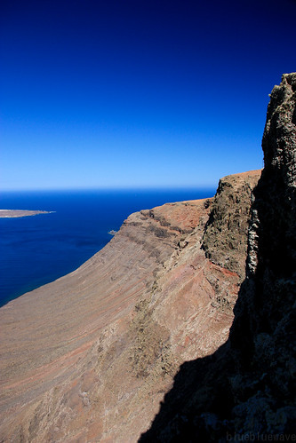 View at Mirador Del Rio