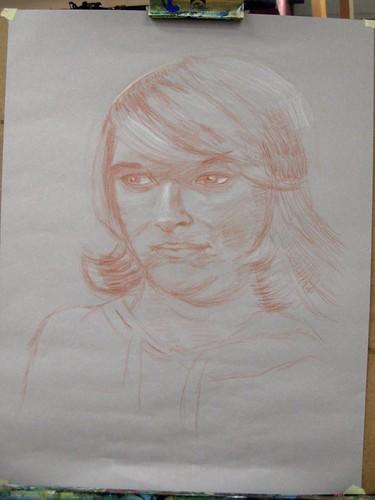 Portrait Course 2010-11-15 # 5
