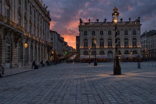 La Place Stanislas (HDR)