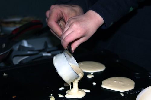 Pancake Makin'