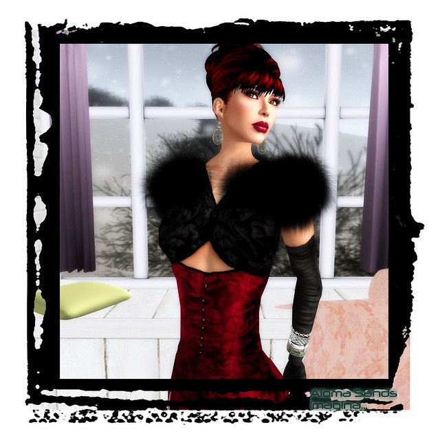 Maria X-mas gown 01