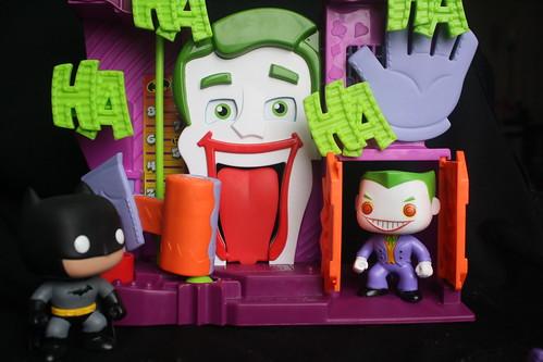 33/365- Batman Vs Joker Vinyl Edition