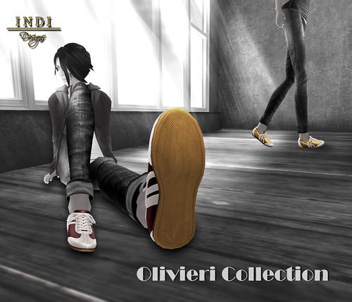 Olivieri Sneakers