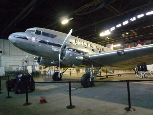 Delta Ship 41 DC-3