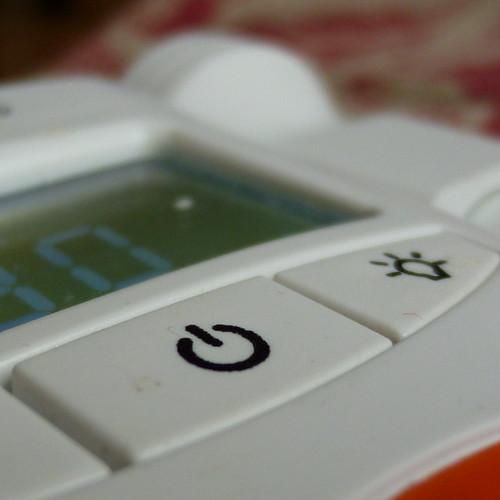 doppler button