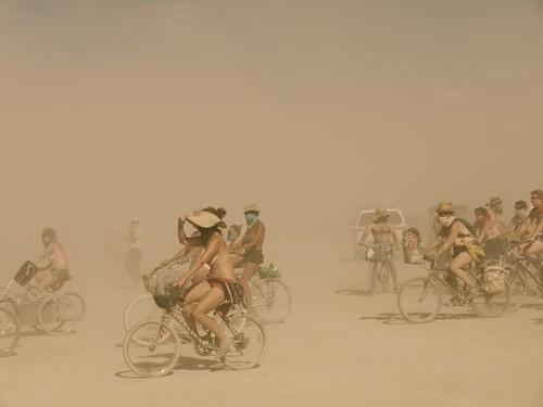 Burning Man - Critical Tits
