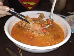 Hot and Spicy Noodles