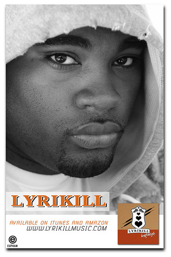 Promotional Poster for Lyrikill