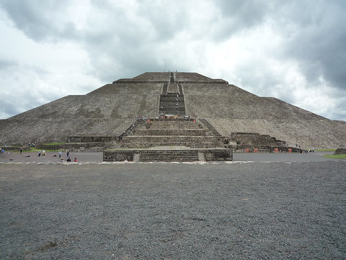 Pyramide del Sol, Teotihuacan