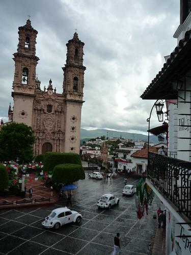 Kirche Santa Prisca, Taxco