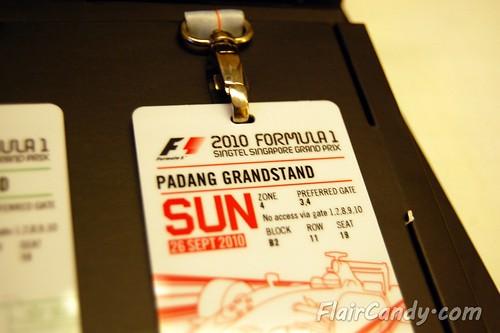 F1 Singapore Grand Prix 2010 - Day 1 (69)