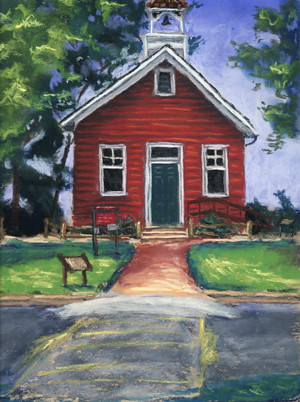 Little_Red_Schoolhouse_Art_Show
