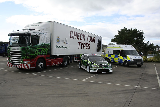 Tyre Safe Livery Launch