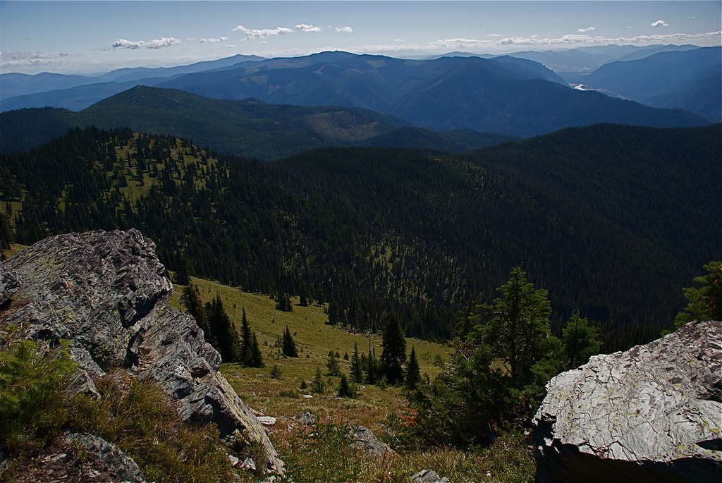 From Mt Silcox