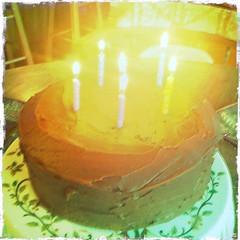Ro's Birthday Cake