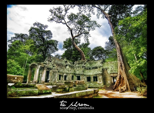 Cambodia - Ta Phrom