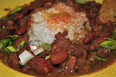 Mmm...red beans 'n rice