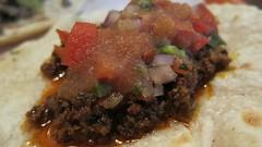 perla taqueria - prime rib asado taco