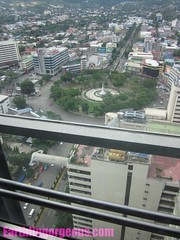 overlooking Fuente Osmeña Circle Cebu City