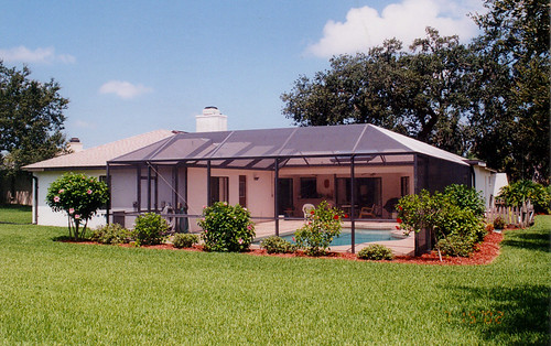 Sarasota - House from Back Yard (2002)