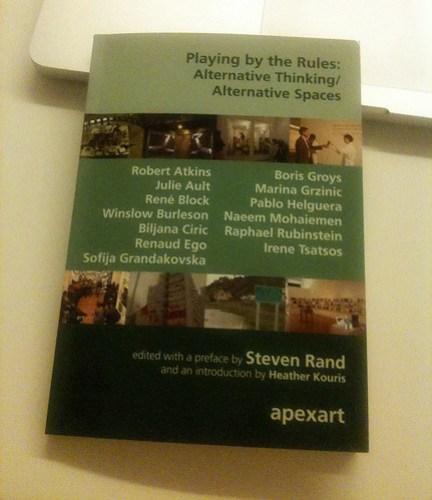 new book on alternative stuff