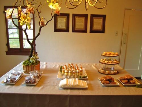 Dessert Table 1