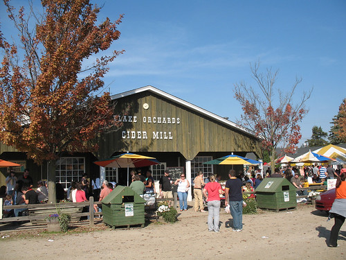 10-10-10 at the cider mill