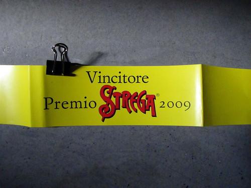 Stabat Mater, di Tiziano Scarpa, Einaudi 2009: bandella pubblicitaria [2010] (part.)