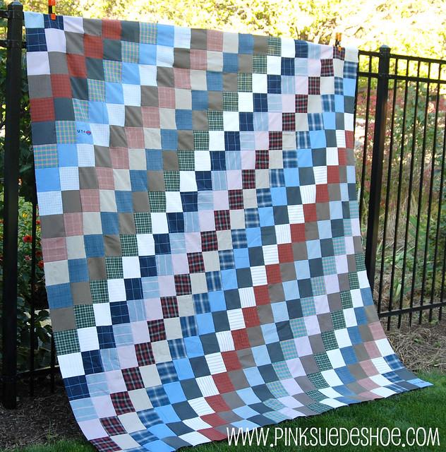 Scott's quilt 1