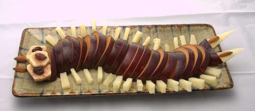 Appetizer-Giant-Millipede