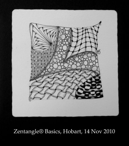 Tutor's Zentangle®