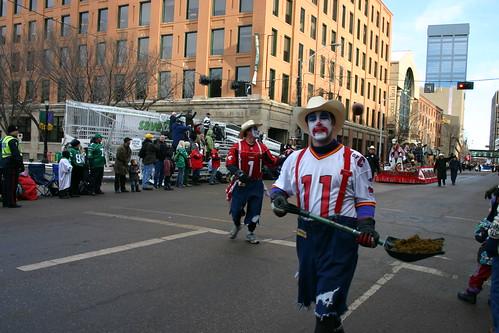 2010 Grey Cup Parade