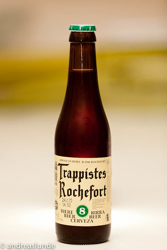 Trappistes Rochefort 8 | the belgian brew beer blog
