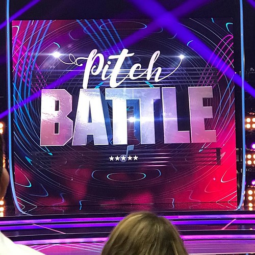 Today is all about...Pitch Battle