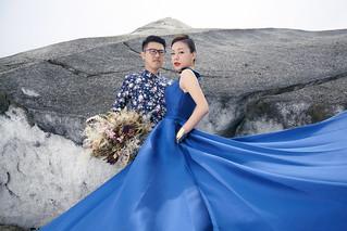 Pre-Wedding [ 南部婚紗 - 草原森林建築特殊景類婚紗 ] 婚紗影像 20170510 - 16拷貝
