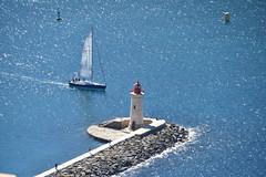 Faro puerto Andratx