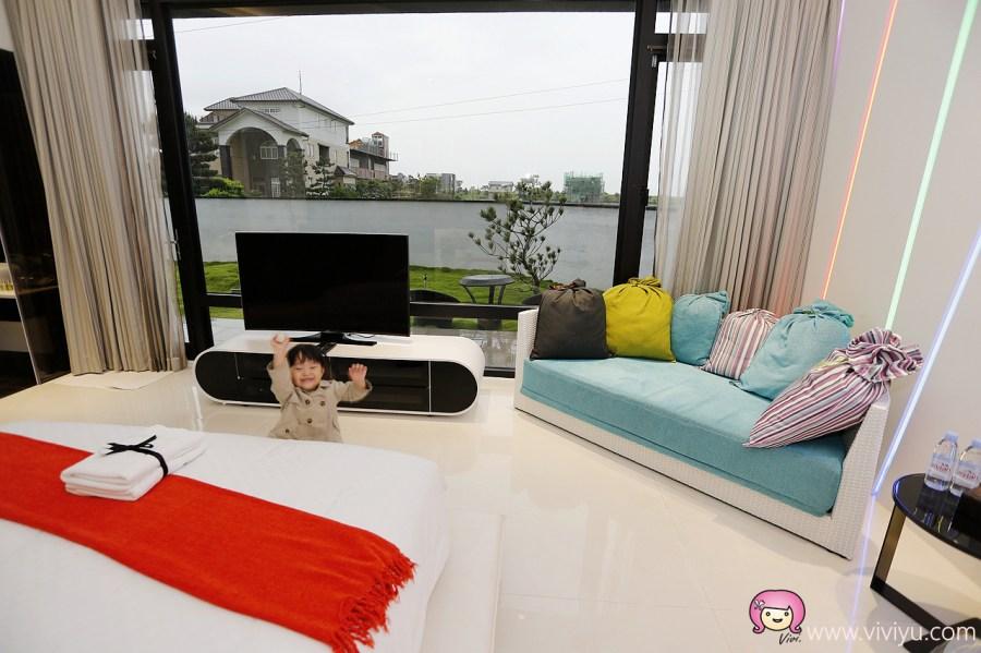 The One Villa,包棟民宿,宜蘭旅遊,宜蘭民宿,樂灣民宿,泳池民宿 @VIVIYU小世界