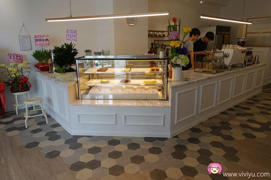 [八德.美食]新開咖啡館.Daisy Cafe~桌面有座小型動物園.咖啡.點心.蛋糕 @VIVIYU小世界